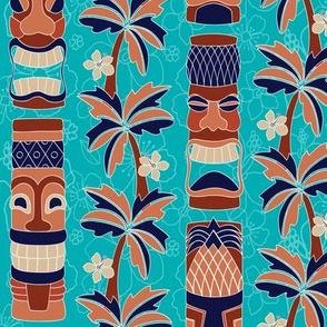 Tiki Totem Stripe