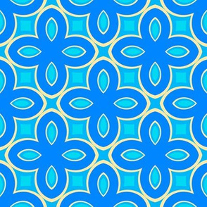 SAGE World Ocean Day Quatrefoils