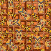 Mid Century Tiki