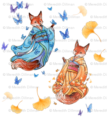 Rspoonflower_foxyfriends_300_preview