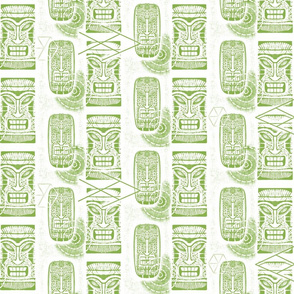 Retro Tiki (Greenery)