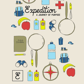 Illustrated Expedition List