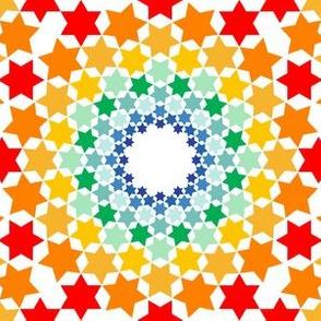 06508259 : mandala 12 : circus starburst