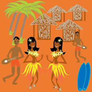 1950_s_Hawaiian_life