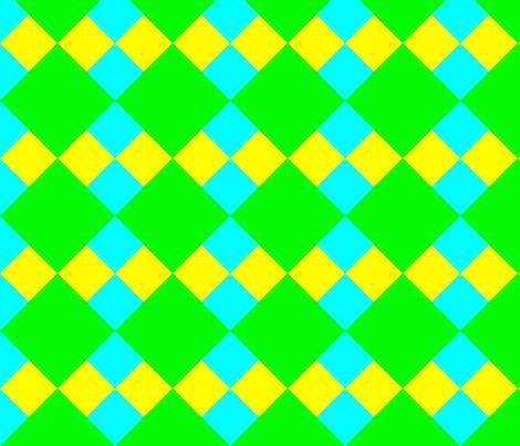 Geometric Summer 12 fabric by frstborn on Spoonflower - custom fabric