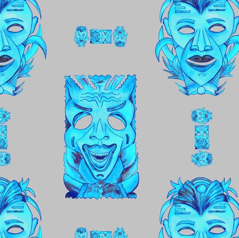 Rraqua_blue_turquoise_tiki_on_grey_by_paysmage_shop_preview