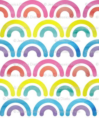 Rah Rah rainbows!