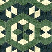 Rrrtextured_green_hexagons_and_diamonds_shop_thumb