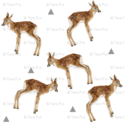 fawns_and_triangles