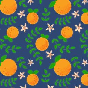 Orange Hula