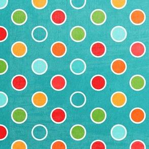 Summer Fun Multi Dots