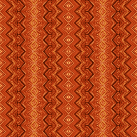 CopperRickrack Pinstripes fabric by maryyx on Spoonflower - custom fabric