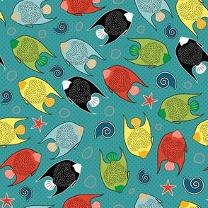 ALOHA Fishes