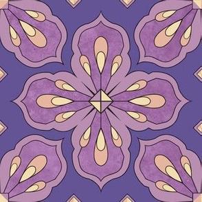 Summer Florals (Lavender)