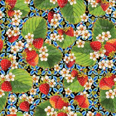 Elizabethan Strawberries