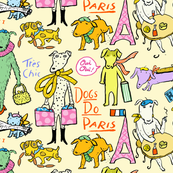 DOGS_DO_PARIS_yellow
