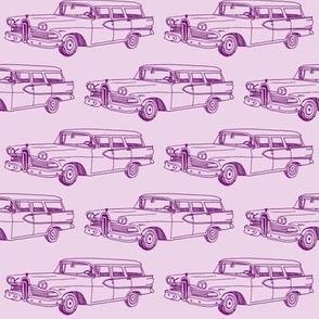 Nifty Fifties 1958 Edsel Villager station wagon