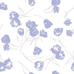 JOLIE blue violet