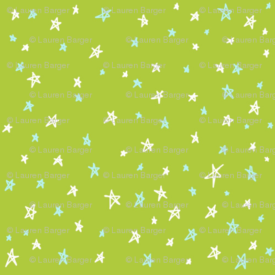 Neverland Sky (green)