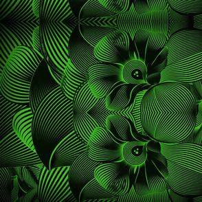 Turbulence emerald