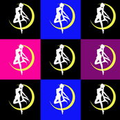 Girlpower colorblock