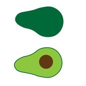 Avocado Stuffie Two
