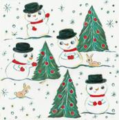 Adorable Snowmen