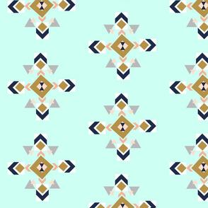 Southwest Diamonds / Aqua