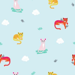 GRUMPY CATS aqua