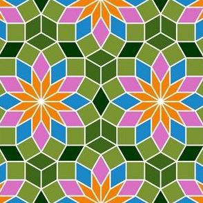 06515154 : SC3 V234R : butterfly flowers