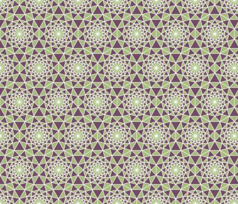 06515198 SC3 V Shard Geometric Fabric By Sef On Spoonflower