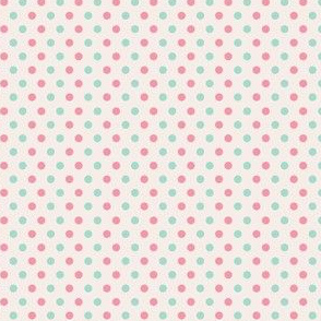 Cotton Candy Dots