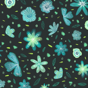 Ditsy Floral II