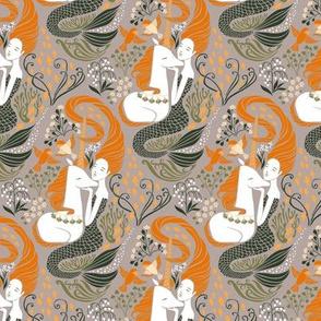 The Mermaid and the Unicorn - Atlantic - medium scale