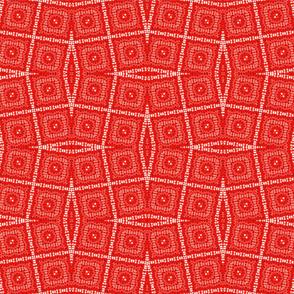 Tiled Orange