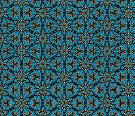 Dream Catcher 3 fabric by ra-ra-ra on Spoonflower - custom fabric