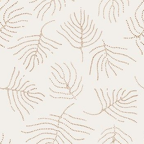 BLUSH DOTTED PALM REDUCED