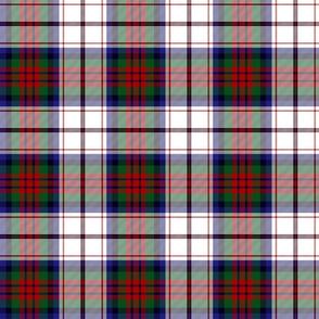 MacDuff dress tartan - red, blue, green, white