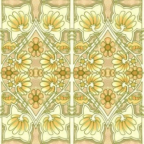 Cream of Condensed Flowering Cheer