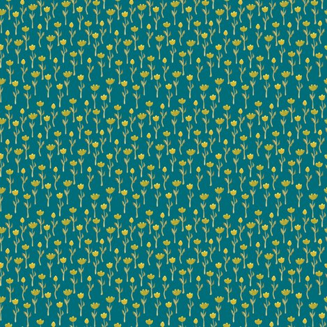 Rrrspoonflower_upnorth_flowers_darkteal_shop_preview