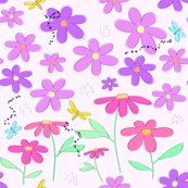 Sketched_Flowers