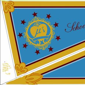 Ayase Eli Valentine's set 2 flag