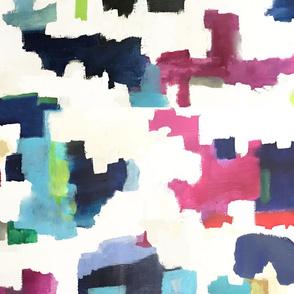 Painting in Original Multicolor