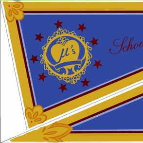 Sonoda Umi Valentine's set 2 flag