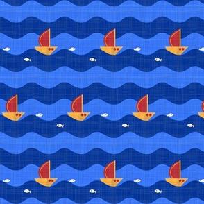 little sailing ship navy