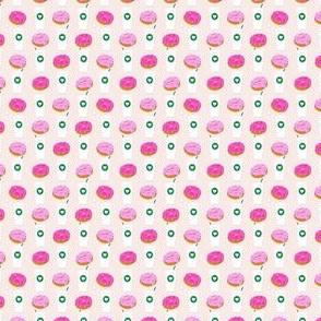coffee and donuts mint latte sprinkles sweet food breakfast