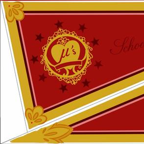 Nishikino Maki Valentine's set 2 flag