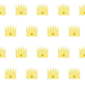 Little Golden Star Crown
