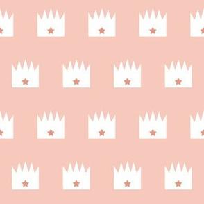 Little Miss Star Princess Pink