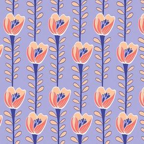 Floriade Lavender & Coral